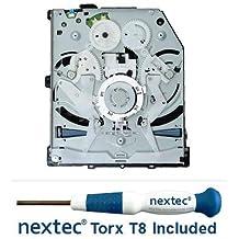 Sony PS4 Bluray Drive - BDP-020/BDP-025 Circuit Board - (KES-490A/KES-490AAA/KEM-490A/KEM-490AAA) + Nextec T8 Screwdriver