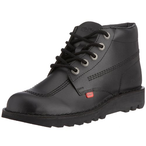 Kickers Men's Kick Hi Core Boots, Black, 9 UK (43 EU)
