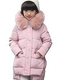 taglia 40 5cfc0 7978b Piumini Lunghi - Bambine e ragazze: Abbigliamento - Amazon.it