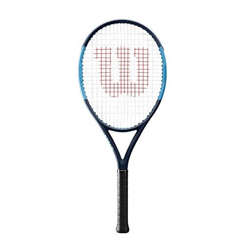 Wilson Ultra 26 Raqueta de Tenis, Unisex Adulto, Azul (Blue/Navy)