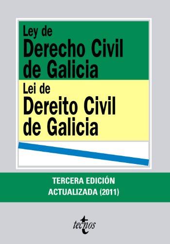 Ley de derecho civil de Galicia / Civil Rights Law of Galicia