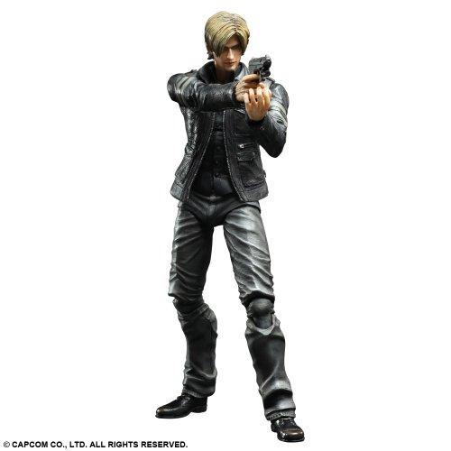 Square Enix Figur 'Resident Evil 6'-Leon S. Kennedy (Leon Kennedy Kostüm)
