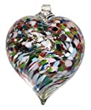 The Lovers' Valentine Heart Bauble Glass Blowing Experience Voucher