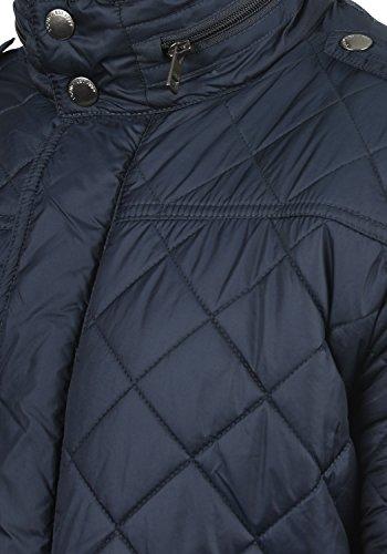 !Solid Safi Herren Steppjacke Übergangsjacke Jacke Mit Stehkragen, Größe:S, Farbe:Insignia Blue (1991) - 4