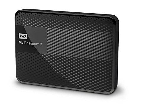 WD My Passport X 3TB - hard disk portatile per Xbox