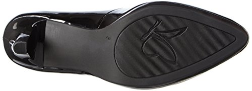 Caprice - 22410, Scarpe con Tacco Donna Nero (Nero (Black Patent 018))