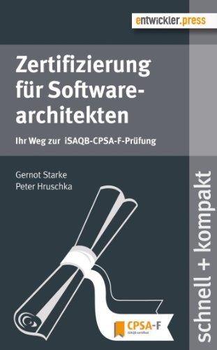 New PDF release: Zertifizierung für Softwarearchitekten - Ihr Weg ...