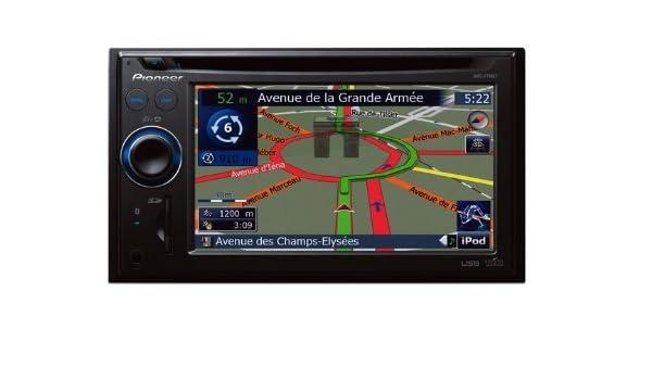 Pioneer AVIC-F710BT GPS Navigation Windows 7 64-BIT