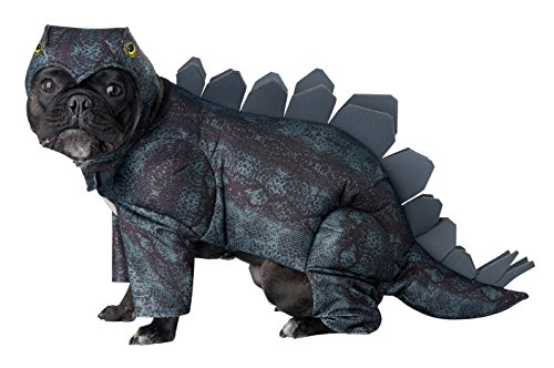 California Costumes pet20168Stegosaurus Hund Kostüm, ()