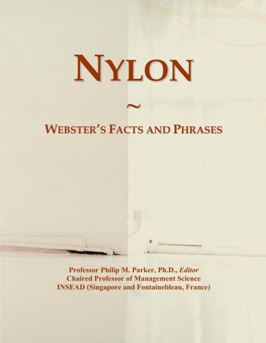 Nylon: Webster's Facts and Phrases (Nylon Parker)