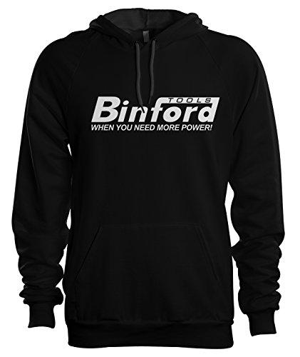 Binford Tools Hoody Kapuzenpullover XXX-Large Schwarz (Hoody Freund)
