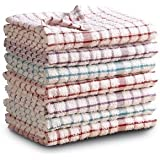 ICG - Paño de cocina, algodón de rizo, para secar, pack de 7
