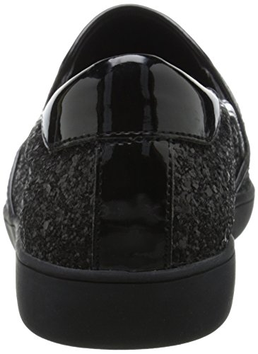Nine West LilDevil synthétique Fashion Sneaker Black Combo