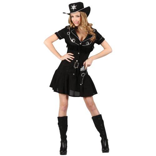 Und Party Country Kostüme Western (Gunslingin Cowgirl)