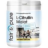 Malate de L-Citrulline - Poudre - 400g - sans additifs