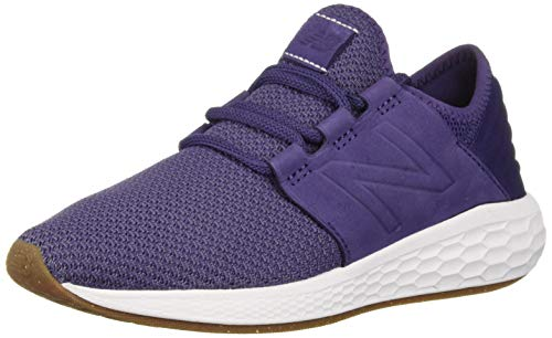 ceb027d96c0d New Balance Damen Fresh Foam Cruz V2 Knit Sneaker Violett (Wild Indigo Deep  Cosmic