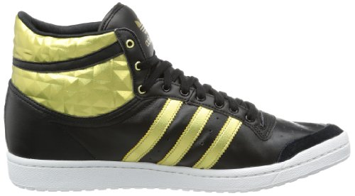 adidas Originals TOP TEN HI SLEE, High-top femme Noir - Noir