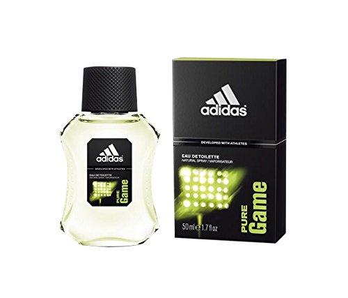 Adidas Pure Game Eau de Toilette for Men 100ml