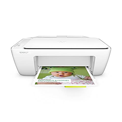 HP Deskjet 2130 (F5S40B) All-in-One Multifunktionsdrucker (A4 Drucker, Scanner, Kopierer, Hi-Speed USB 2.0, Druckauflösung: 4.800 x 1.200 dpi) (Scanner A4 Lan)