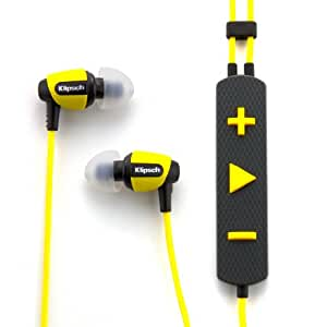 Klipsch Image S4i Rugged In Ear Headphone - Yellow