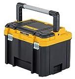 DeWalt DWST1-75774Coffre à outils avec poignée en aluminium - Jaune/noir