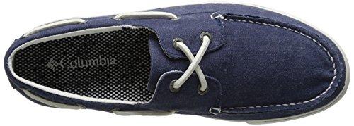 Columbia Vulc N Vent, Chaussures de ville homme Bleu (464)