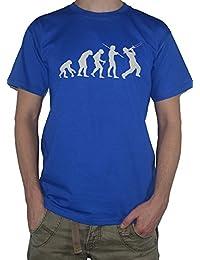 Trombone Player T-Shirt - Evolution of Man