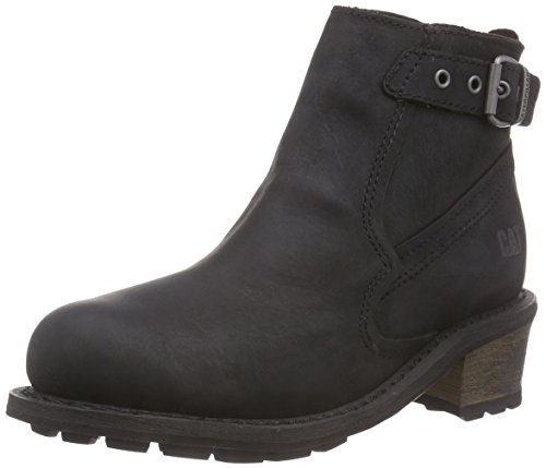 Caterpillar PAMELA WP Damen Boots Schwarz (WOMENS BLACK)