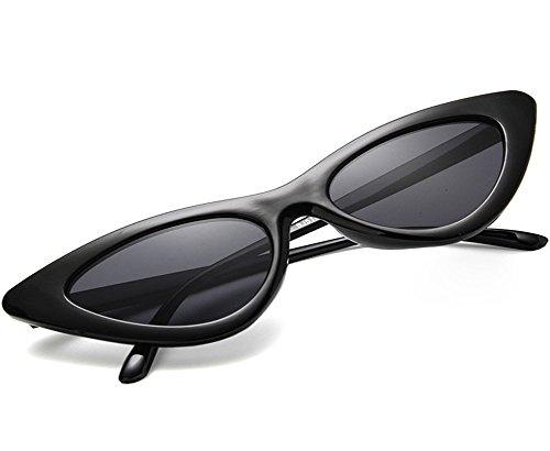 UMCCC Damen Sonnenbrillen, Mode, Vielseitige Straße, Reisen, Retro, Big Box Sonnenbrillen