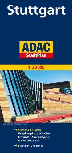 ADAC StadtPlan Stuttgart (ADAC Stadtpläne)