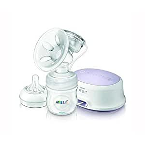 Philips Avent Comfort Single Electric Breast Pump, UK 3 Pin Plug