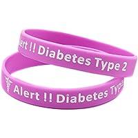 Medicaband® Medizinisches Notfallarmband für Diabetes Typ 2 preisvergleich bei billige-tabletten.eu