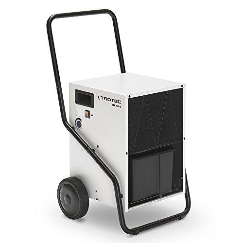 TROTEC Luftentfeuchter TTK 170 S (max. 50 L/Tag) Empfohlene Raumgröße bis 180 m²/450m³
