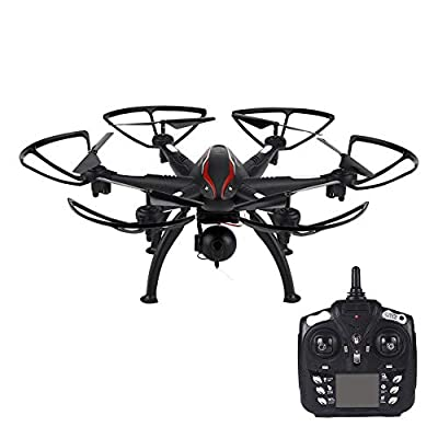 GPS Remote Control Drone, One Key Return App Control Automatic Following Mode 2.4GHz 6-axle 5G Hexacopter with Wide-angle Wifi HD Camera RC Drone