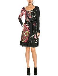 Desigual Damen Kleid Vest_Argaret Rep Rep