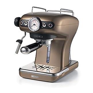 Ariete-138916-Classica-Siebtrger-Espressomaschine-850-Kunststoff-bronze