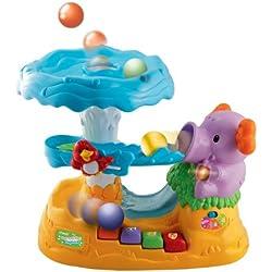 VTech - V.Tech Baby - Pop'balles Eléphant (Version Anglaise)