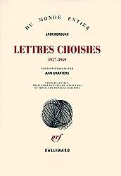 Lettres choisies: (1957-1969)