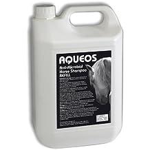 Aqueos Horse Anti-Microbial Shampoo, 5 Litre