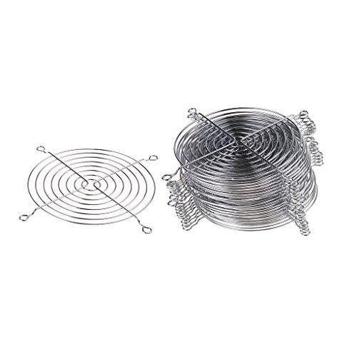 Almencla 20xKühlkörper / Kühlung/Kühler/Dunstabzugshaube/Metallgitter Fingerschutz 12cmx12cm
