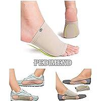 Hohe Qualität Arch Support Ärmel Paar mit Gel-Kissen für Flach Fuß pedimendtm- Relief aus Fersensporn Schmerzen... preisvergleich bei billige-tabletten.eu