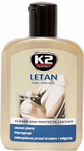 K2 voiture letan en cuir Nettoyer Soins baume, Distributeur, utilisation Maison ou voiture 200 ml