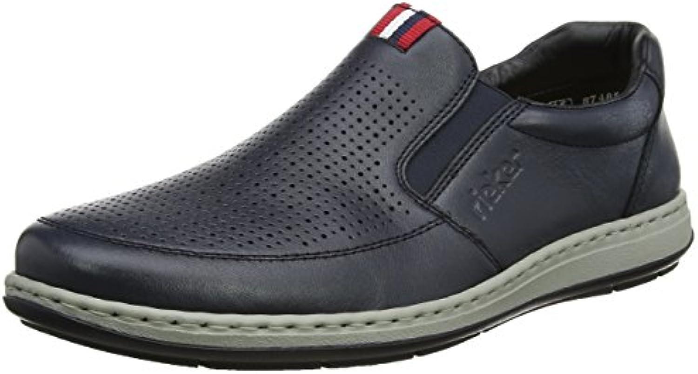 Rieker Herren 17365 14 Slip on Sneaker