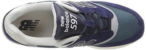 New Balance Herren 597 Laufschuhe Mehrfarbig (Abyss)