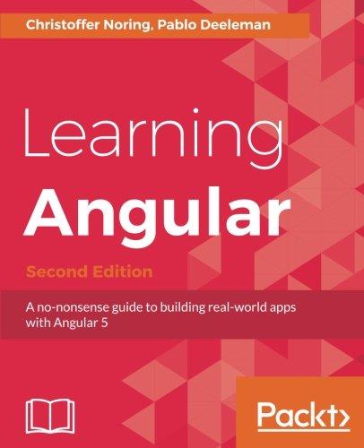 Learning Angular -