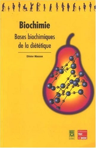 Biochimie : Bases biochimiques de la dittique