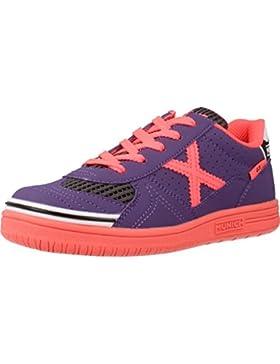 Munich Zapatillas Para Niña, Color Morado, Marca, Modelo Zapatillas Para Niña G 3 Kid Morado