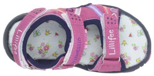 Prinzessin Lillifee Ida 410249, Sandales fille Rose (Rose-TR-E1-124)