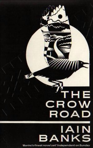 Book cover for The Crow Road