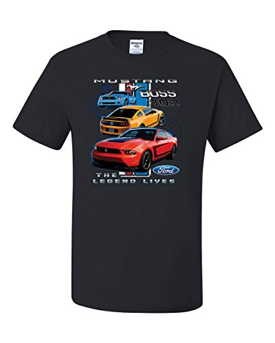licensed-ford-mustang-t-shirt-new-american-muscle-car-tee-shirt-the-legend-lives